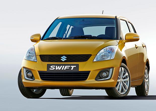 Suzuki Swift: S klimatizací již za 209.900 Kč