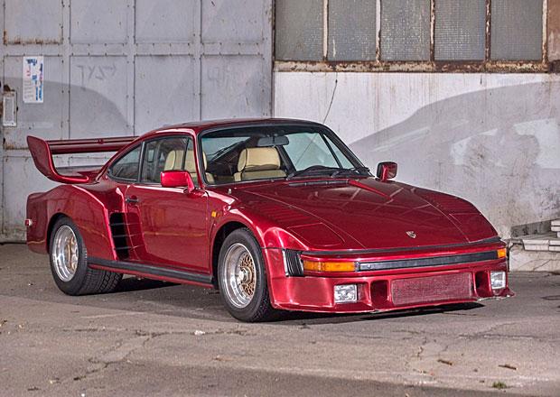 Vzácné silniční Porsche 935 Mansoura Ojjeha je na prodej