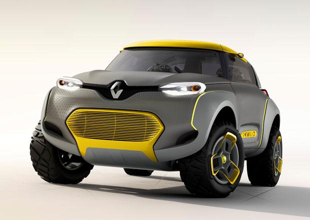 Renault chyst� mini SUV na b�zi konceptu Kwid