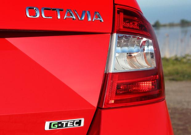 Škoda Octavia G-Tec na CNG: Vyplatí se?