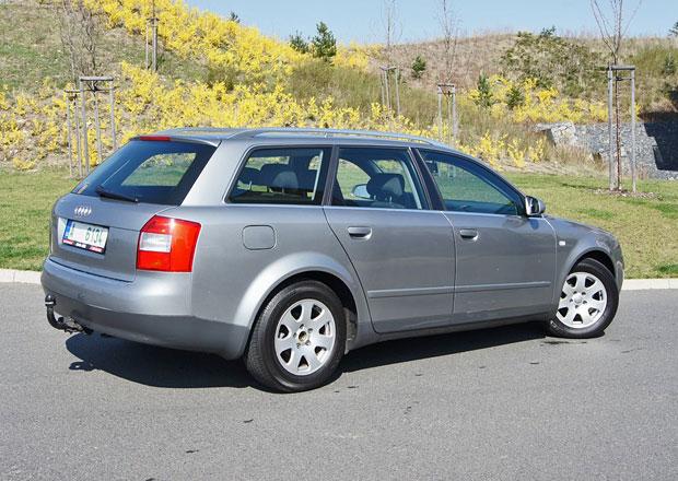 Ojet� Audi A4 Avant 1.9 TDI: Nikdy v�s neomrz�