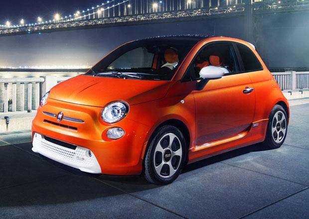 Marchionne pros�: Nekupujte Fiat 500e!