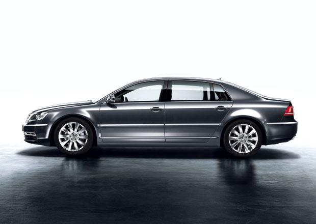 Příští Volkswagen Phaeton už nebude luxusní auto