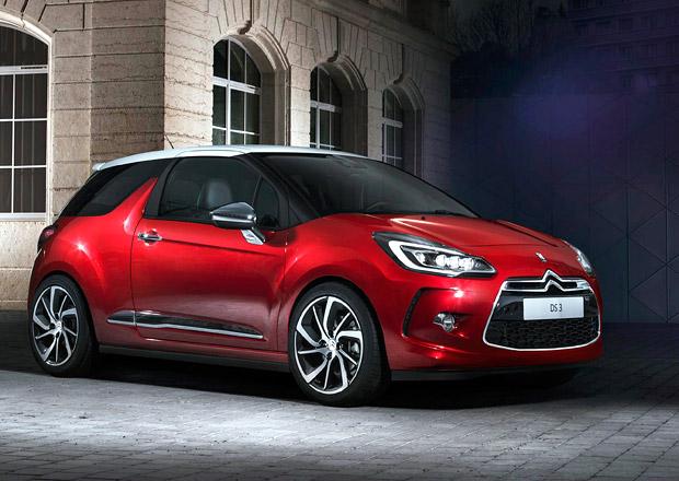 Citroën DS3 a DS3 Cabrio: Omlazení po více než 4 letech