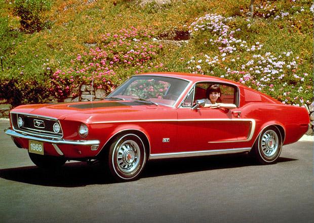 Ford Mustang: Divoký kůň oslavil padesátku