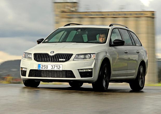 Evropské prodeje v dubnu 2014: Škoda Octavia si polepšila o 45%