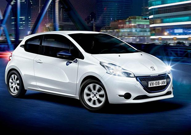 Peugeot 208 Like: Lv��ek pro digit�ln� generaci