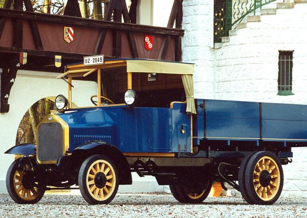 MAN: 90 let dieselů s přímým vstřikováním