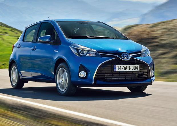 Toyota Yaris 2014: Podrobné informace, technická data a nové fotografie