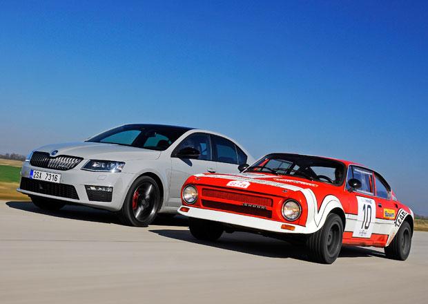 Škoda 180/200 RS: Legendární označení se objevilo před 40 lety