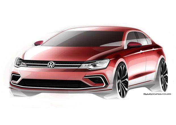 Volkswagen Jetta: Nová generace ve čtyřech karosářských verzích
