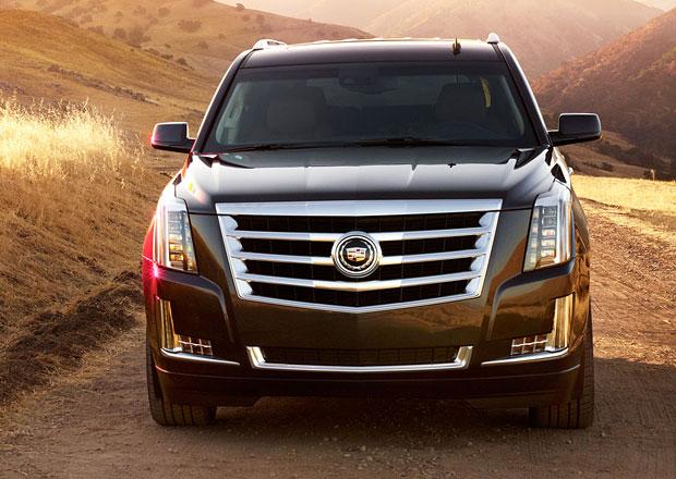 Cadillac zru�il v�voj sedmim�stn�ho crossoveru