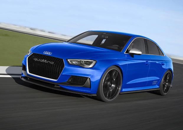Audi A3 Clubsport ofici�ln� u W�rthersee (+video)