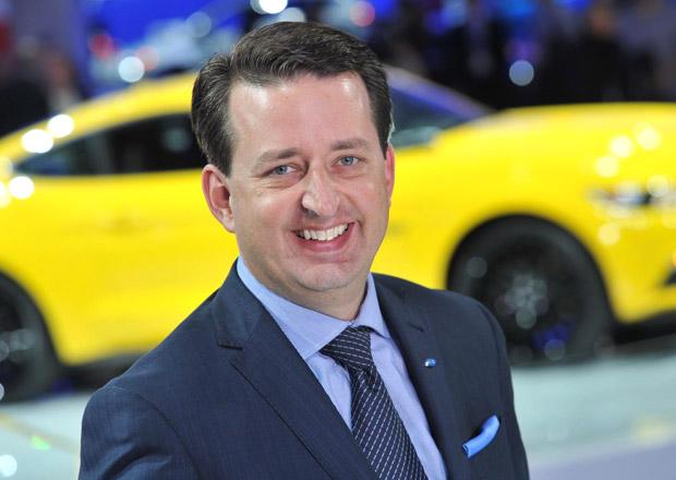Ford of Europe: Novým šéfem designu jmenován Joel Piaskowski