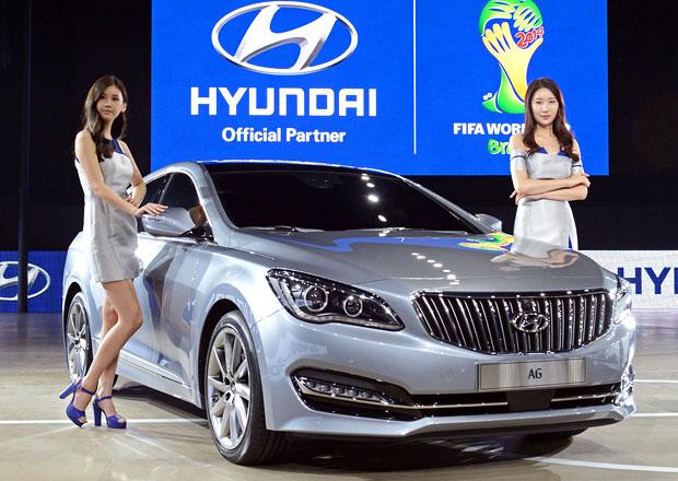 Hyundai AG a Grandeur: Velké novinky z Koreje