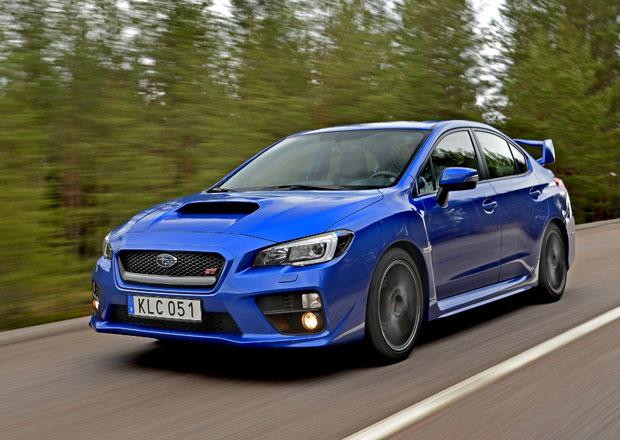 Subaru WRX STI vstupuje na �esk� trh, stoj� od 1.089.000 K�