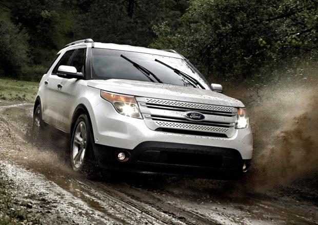 Ford svolává ke kontrole 1,4 milionu vozů