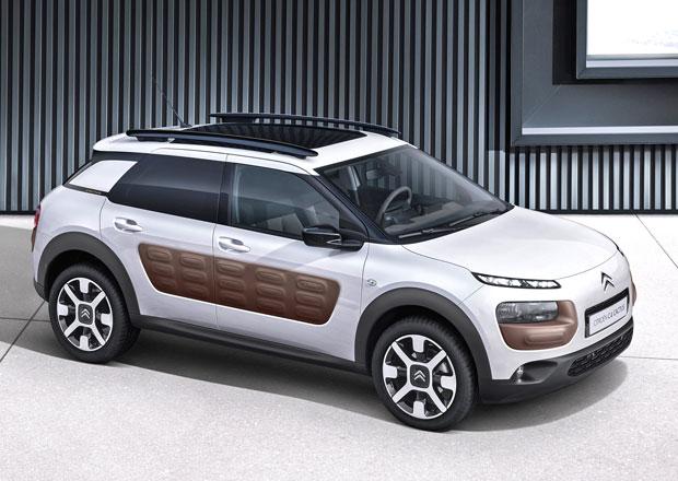 Citroën C4 Cactus zachraňuje španělský výrobní podnik