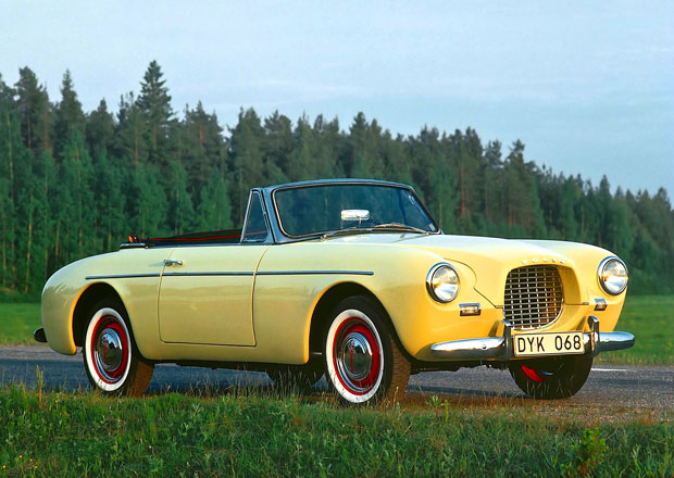 Volvo Sport P1900: Otevřený Švéd slaví šedesáté narozeniny