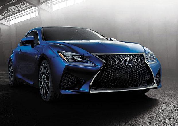 Lexus RC F: Vývoj ostrého japonského sporťáku na videu