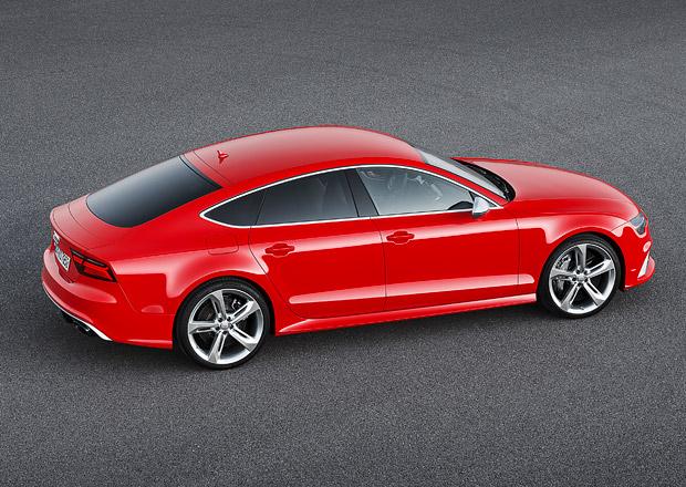 Audi RS 7: Facelift i pro nejvýkonnější Sportback