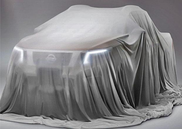 Nissan: První ukázka nového pick-upu Navara