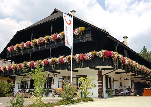 Korutany: Hotelové vesničky Schönleitn a Seeleitn