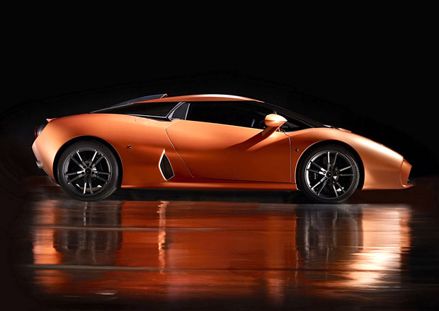 Lamborghini 5-95 Zagato může dostat sourozence