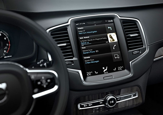 Nové Volvo XC90: Videoprůvodce interiérem