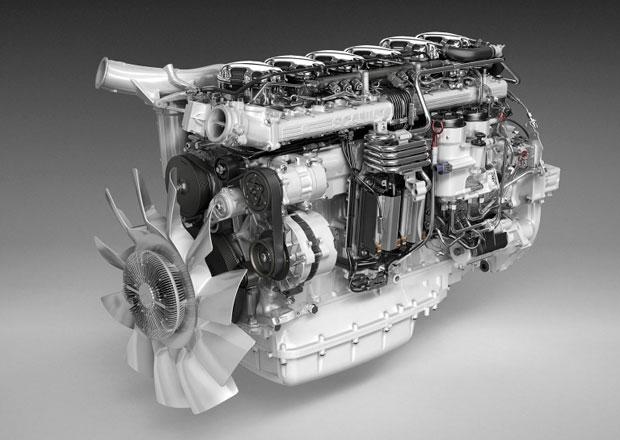 Scania nabízí nový motor Euro 6