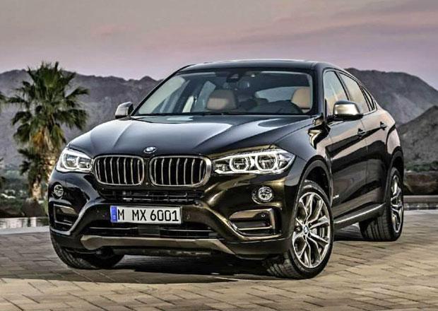 BMW X6: Druhá generace na prvních fotografiích