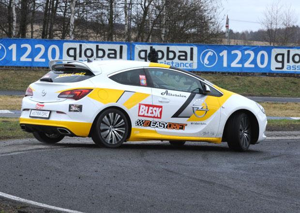 Soutěž v driftování, 28.kolo: Vítěz získá Opel Astra OPC
