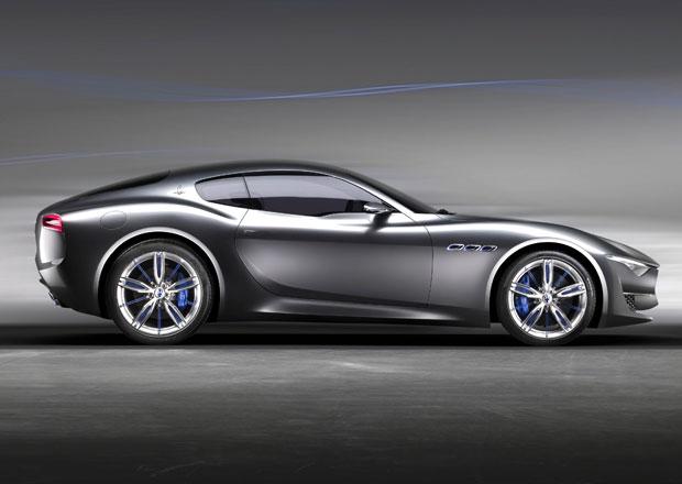 Maserati oslaví 100 let v září