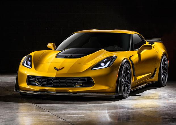 Corvette Z06 2015: Nejsilnější GM všech dob