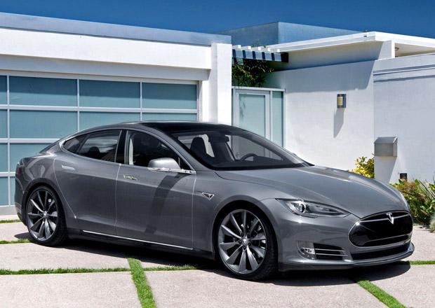 Nejméně kradeným autem v USA je Tesla Model S, Honda Accord je pravý opak