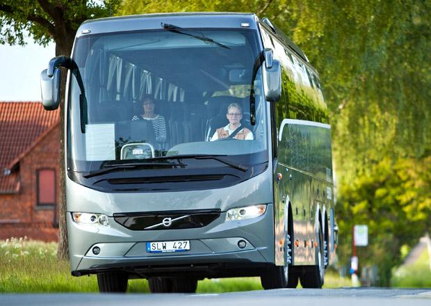 Volvo Buses vyvíjí autobus řízený GPS