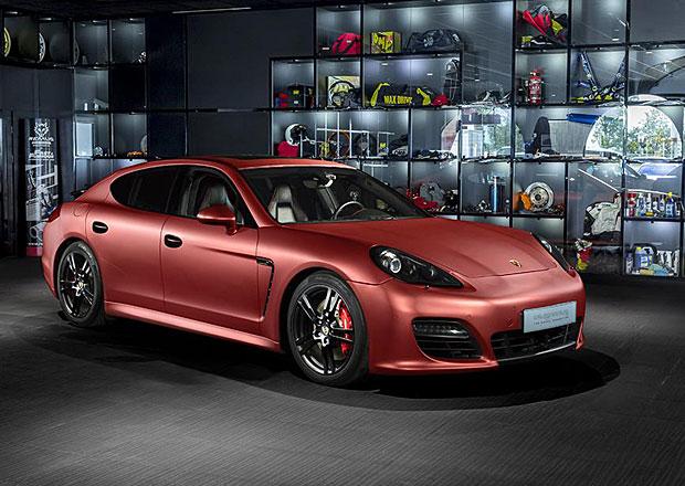 Porsche Panamera Turbo v podání Overdrive