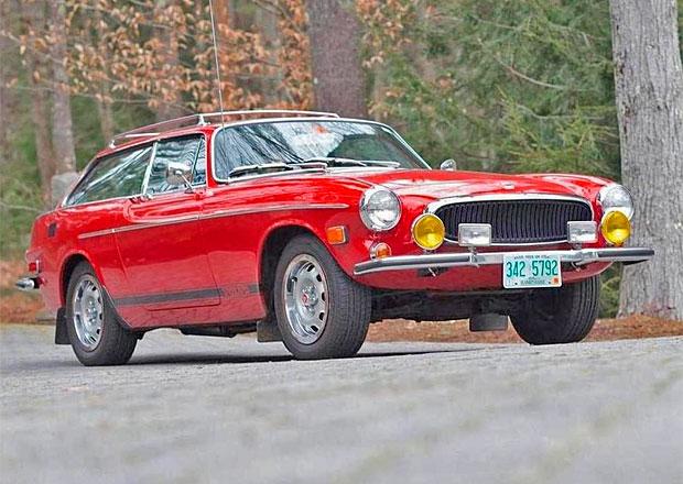 Volvo P1800 ES (1973): Švédský shooting brake vydražen za 1,9 milionu korun