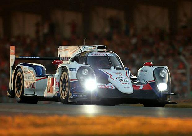 Kvalifikace 24 hodin Le Mans 2014: Pole position pro Toyotu