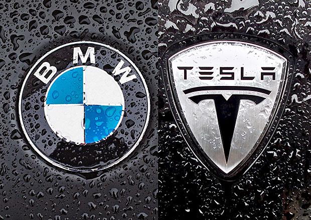 BMW diskutovalo o elektromobilech s vedením Tesly: Rodí se nová spolupráce?