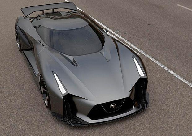Nissan Concept 2020 Vision Gran Turismo: Vize sporťáku a virtuální speciál