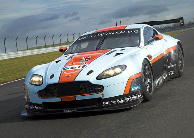 Z�vodn� Aston Martin dostane sol�rn� panely