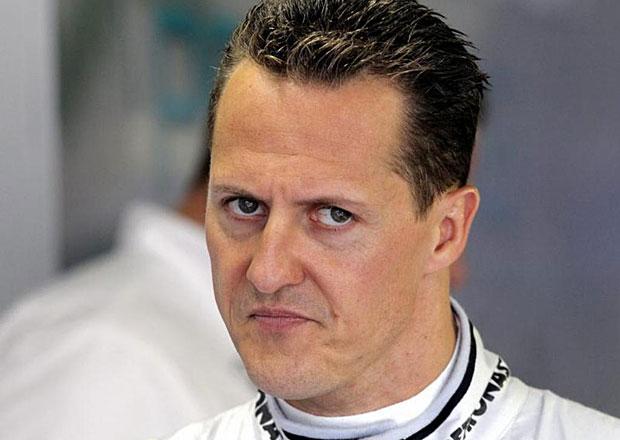 Doktoři se obávají: Rehabilitace Michaela Schumachera může trvat celý jeho život