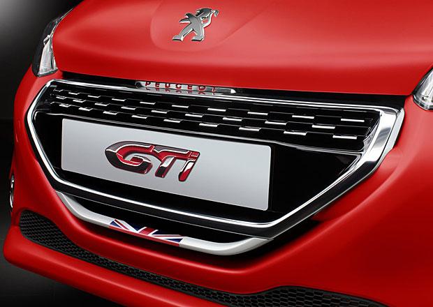 Peugeot v Goodwoodu představí 208 GTI 30th Anniversary