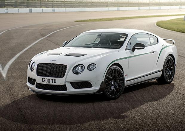 Bentley Continental GT3-R: Slavné B dostalo opravdová křídla