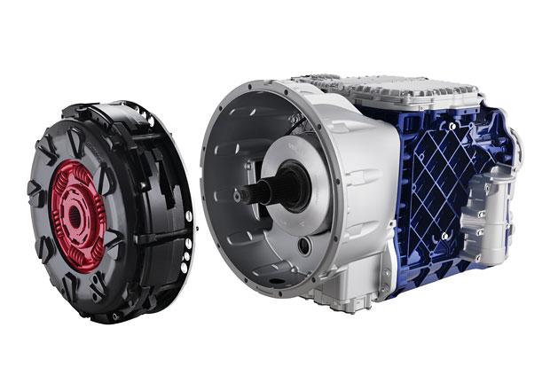 Volvo Trucks uvedlo novou p�evodovku pro t�k� n�kladn� vozidla (+video)