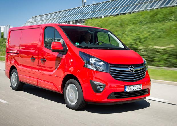 Opel Vivaro: První jízdní dojmy