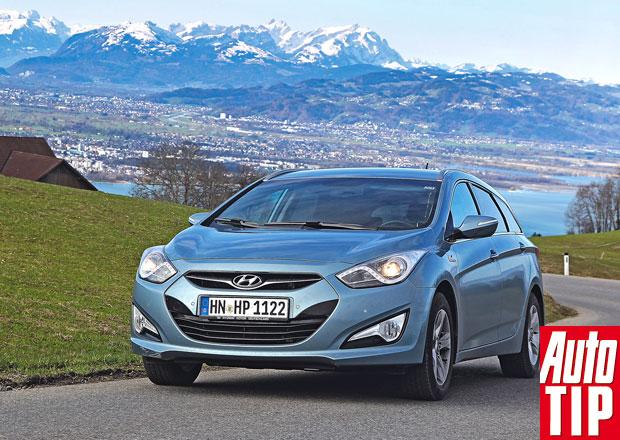Hyundai i40 Kombi 1.7 CRDi na 100.000 km: Žádný zázrak nečekejte