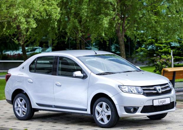 Dacia Logan ve speciální edici 10th Anniversary
