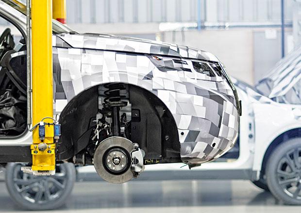 Land Rover se p�ipravuje na v�robu modelu Discovery Sport, nab�r� 250 nov�ch zam�stnanc�
